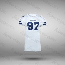 Custom sublimation jersey football american