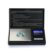 NEW GASON Mini Precision Digital Scale Jewelry Gold Silver Coin Gram Pocket Size Display Pocket Electronic Scales(200gx0.01g)(China)