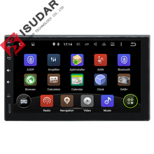 7 Inch Android 5.1 Universal Car DVD Player For Nissan/Toyota/Corrola/Volkswagen HD Screen Wifi GPS Navigation Bluetooth Radio