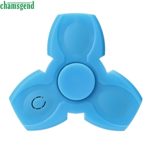 CHAMSGEND Funny toy's games Wireless Bluetooth Speakers Fidget Hand Spinner Triangle EDC Finger Toy Boys Girls Gifts june 1 P30(China)