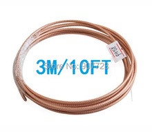 3M/10FT RF Coaxial Cable RG Series MIL-C-17 RG316 50ohm High temperature resistant  for WiFi & RF Supplied A/V Video Wire Lead,