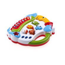 New Hot Baby Sound Musical Toy Keyboard Kids Musical Educational Piano Animal Farm Developmental Music Toys For Children Gift(China)
