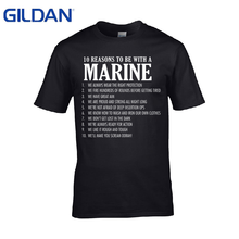 Premium Us Army Navy Air Force Usaf Marines Usmc Physical Military Trainingergray t shirt Printed simple Fit Top t-shirt mens