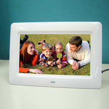 7/10.1/12/15/17 Inch Screen HD LCD Digital Photo Frame with Remote Control Support Music/Video/Ebook/Time/Alarm /Picture Player