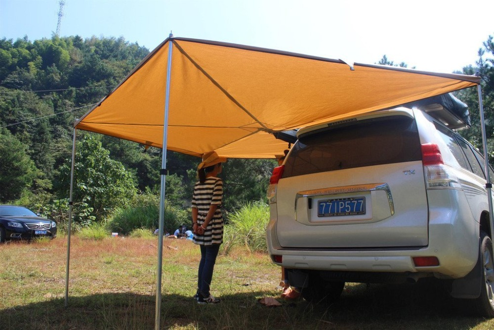 DANCHEL-Diameter-2m-4-Side-Sector-side-car-tent-awning-2m-roof-tent-awning-only-color