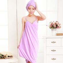 Wear bath beach towels for adult hot sale superdry women towel 2016 fashion sexy towel set super dry soft towel hair towel(China)