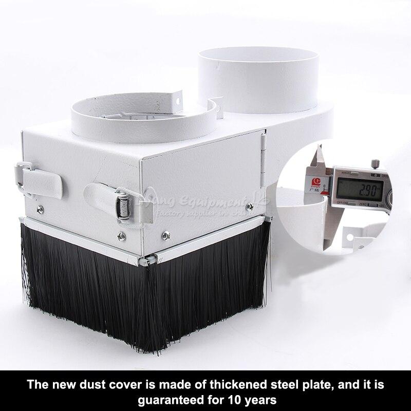 Woodworking CNC engraver double open door suction hood engraving machine accessories C00273-280<br>