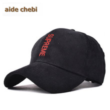 2017 Gd unisex solid Ring Safety Pin curved hats baseball cap men women Suede Corduroy cap snapback caps casquette gorras