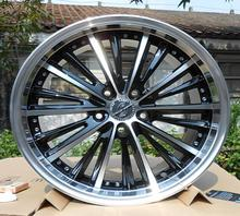 Wide Lip 16x7.0 4x100 4x114.3 Car Alloy Wheel Rims(China)