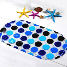 Anti-Slip PVC Bath Mat With Suction Cup Carpet Used For Bathroom Non Slip Shower Strips Pad Flooring Waterproof