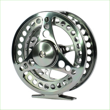 Fishing Fly Reel Fishing Tackle Size 9/10 FS,6061AL.,CNC Machine Changed Easily From Right to Left Hand