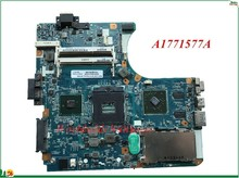 High Quality MB A1771577A MBX-224 M960 For Sony VPCEB Notebook Laptop Motherboard HM55 rPGA988A Non-Integrated DDR3 100% Tested(China)