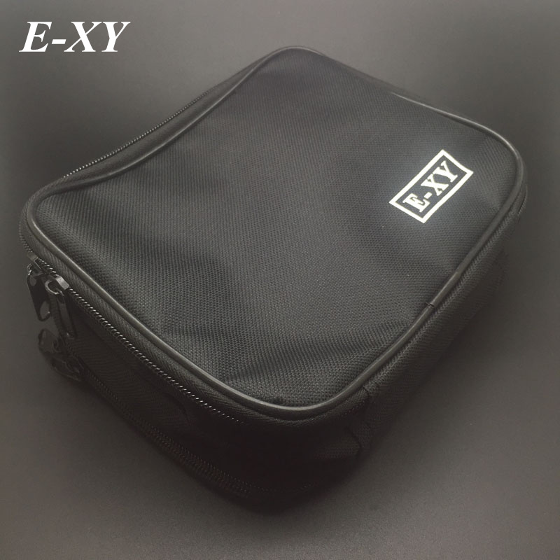 E-XY Double-deck Vape Pocket Vapor Tool Kit Bag RTA RBA RDA Mods DIY Tools CarryBag Case Vape Pocket fashion vape