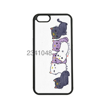 Japanese Anime Sailor Moon soft edge skin mobile phone cases for iPhone 4s 5c 5s 6 6s 6plus 6Splus 7 7plus cover(China)