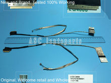 New Original LCD LED Video Flex Cable For ASUS K53E K53 X53 K53S K53Z Laptop Screen Display Cable 14G221036000 14G221036001