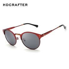 New polarized sunglasses CAT eye women and men sunglasses can be equipped with myopia lens glasses sunglasses(China)