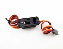 R/C Battery Switch W/Charge Port LED Receiver Battery On Off Futaba JR Fits
