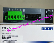 100% New and original XGL-CH2B LS(LG) PLC Communication module,RS-232/RS-422 (substitution XGL-CH2A)(China)