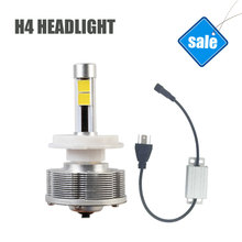 3600LM Trucks Auto H4 Led Headlight LED 6000K 30W Easy Install Manufacturer Bright Car h4 Headlight LED Lamps