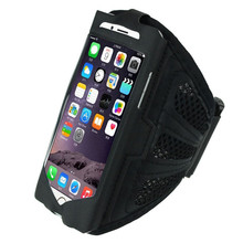 7 Color New Fashion Sports Gym Running Armband Arm Band Case Cover for iPhone 6S Plus 5.5 Quality(China)