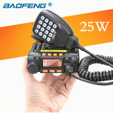 QYT KT-8900 25W High power Mini Mobile Two Way Radio Mini-9800 Long Distance Vehicle Walkie Talkie