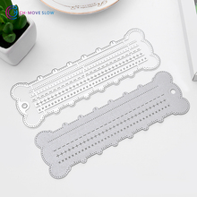 CH Yarn storage Cutting Dies Stencils DIY Scrapbooking Card Album Photo Painting Template Metal Craft(China)