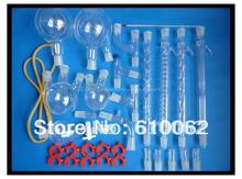 Brand New Boro Laboratory Glass Kit (Lab Equipment), Lab Glassware(China)