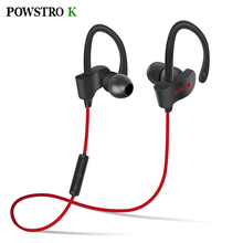 Bluetooth Headset Headset Headphones Wireless Headphone Microphone AptX Sport Earphone for iPhone Android Phone