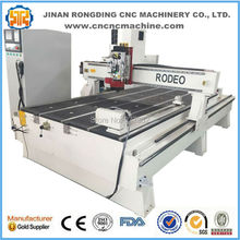 Exported type HSD spindle woodworking high quality 1325 atc cnc router for sale with Syntec control/vacuum table