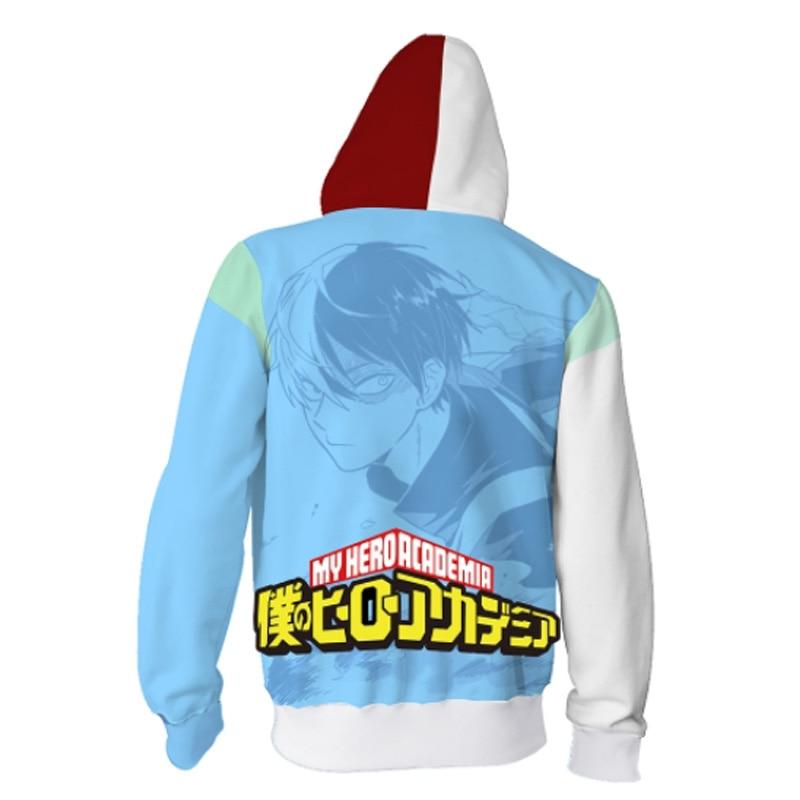 Anime Boku No My Hero Academia Cosplay Hoodies Costumes Bakugou Katsuki Todoroki Shouto Izuku Midoriya Men Spring Jacket Coat (13)