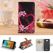 Luxury Leather Wallet  Phone Case For Lenovo A7000 K3 Note K50 A7000 Plus Case Glass Film Flip Shell Stand Soft TPU Back Cover