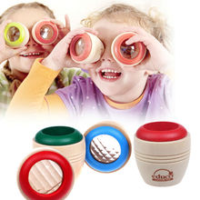 Buy Hot ABS Plastic Bee-eye Effect Magic Kaleidoscope Explore Baby Kid Interesting Children Education Learning Puzzle Toy for $2.38 in AliExpress store