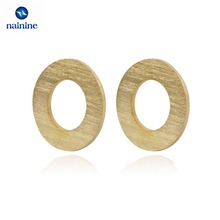 100Pcs DIN125 ISO7089 M3 M4 M5 M6 Meson Pad Copper Sheet Metal Collar Brass Flat Washer HW049