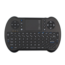 Bluetooh Wireless Mini Keyboard Remote Control Touchpad Mouse Keyborad Android TV Laptop for Orange Pi for iPhone 6 7 RPI 3