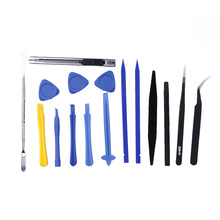Buy Professional 16 1 Mobile Phone Repair Tools Opening Screwdrivers Set Kit iPad Tablet Hand Tools for $6.39 in AliExpress store