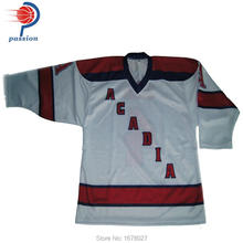 Wholesale men ice hockey uniforms(China)