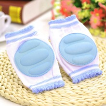 Buy 1 Pair Infants Baby Knee Pads Protector Kids Children Safety Crawling Elbow Cushion Baby Kneecap Leg Warmers High for $1.18 in AliExpress store