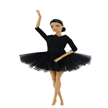 LeadingStar Fashion Handmade Ballet Dress Clothes for Barbie Doll Hot Selling Doll Accessories Toys For Children New Year Gift(China)