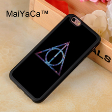 Buy MaiYaCa Harry Potter Always Fitted Case iPhone 8 4.7 '' inch New TPU Soft Rubber Phone case Apple iPhone 8 Cover for $4.34 in AliExpress store