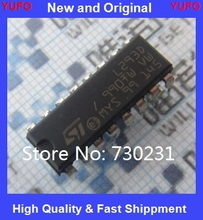 5PCS L293D DIP16 L293 DIP new and original IC free shipping(China)