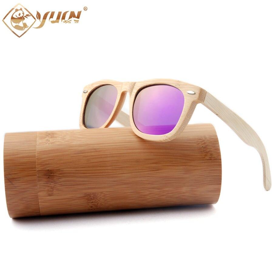 2017 Classic Bamboo Sunglasses Women Polarized Wooden Sun Glasses Mens Brand Designer Bambu Oculos De So Feminino B2008<br><br>Aliexpress