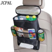 1 PC waterproof storage bag of car back seat of the chair of car seat Multi Pocket storage storage bag auto car of high quality.(China)