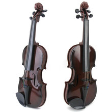 High Simulation Child Music Violin Toys Children Educational Musical Instrument Toy Kids Christmas Gift Oyuncak Lowest Price(China)