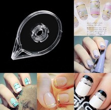 1pcs Nail Art Striping Tape Line Case Tool Sticker Box Holder Easy Use Design
