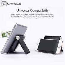 CAFELE Universal Tablet Mobile Phone Stand Flexible Desk Phone Holder For iPad iPhone Sony Xiaomi Huawei Cellphone Stand