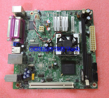 Free shipping CHUANGYISU for original atom 330 D945GCLF2 945GC Mini ITX motherboard,1.6G,dual core HT,DDR2,work perfect(China)