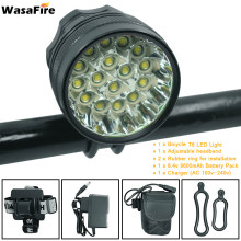 Wasafire Bicycle-Lamp Front-Light Bike Cycling Night-Riding Lumen Outdoor Camping