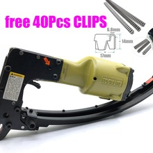 Guns Clip-Tools Nail-Gun Cl-4-Mattress Air-Pneumatic for Cage Fixing-Cl-72 M66 Clinch-Clip