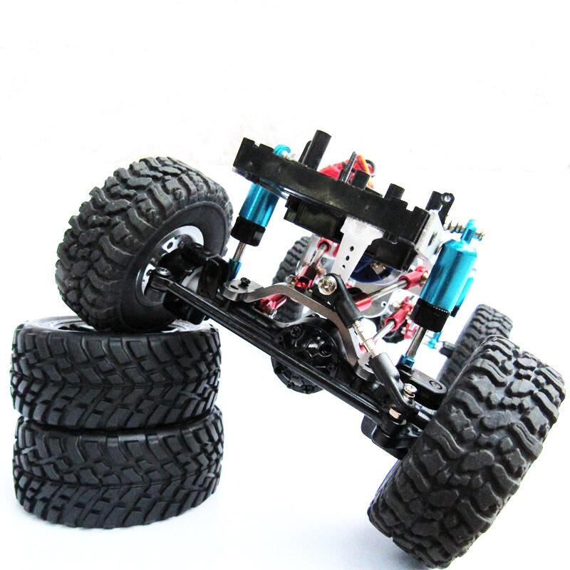 Metal Shock Absorbing Sheet for WPL 1//16 Truck Crawler Car Model Accessories