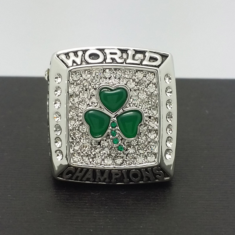 High Quality 2008 Boston Celtics Basketball Championship Ring 10Size Best Gift For Garnett with Paper box(China)